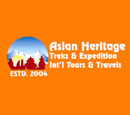 Asian Heritage Treks & Expeditions (P.) Ltd.