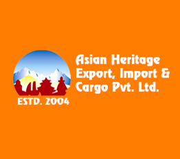 Asian Heritage Export,Import & Cargo Pvt. Ltd.